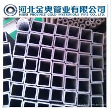 Alta qualidade frio desenhado tubos quadrados sem costura