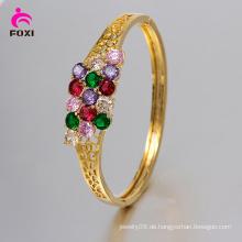 Gute Qualität preiswerter Preis-Kupfer-Gold überzogene Armbänder