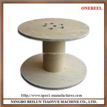 traitement bobines de câble en bois à vendre