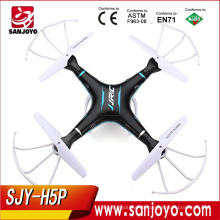 JJRC H5P con 2.0MP cámara 2.4G 4CH 6 ejes 1100mAh batería RC Quadcopter RTF RC Quadcopter VS H8D