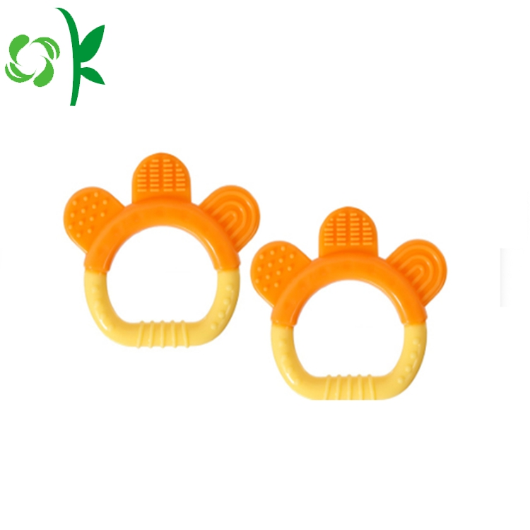 Nipple Shaped Teether
