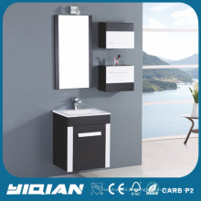 Mobiliário de banheiro de banheiro de hotel Móveis de banheiro de MDF suspensão de banheiro