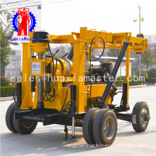 Master Machinery Water Well Drilling Rig 600M Core Sample Machine Hydraulic Rotary Rig