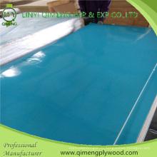 1220x2440 мм 1,6 мм 2,2 мм 2,6 мм синие полиэстер из фанеры для рынка Индонезии