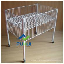 Подвижная корзина для металлических проволок (PHY507)