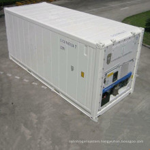 RC-51 High Cube 40ft New Shipping Reefer Container Price