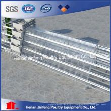 Cage de poulet automatique de couche d'équipement de ferme de volaille
