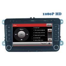 Car Audio para Volkswagen Beetle / Caddy / Tiguan / Scirocco receptor de radio DVD GPS Player (HL-8785GB)