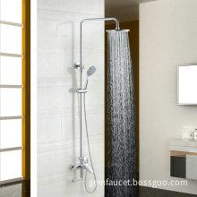 Exposed Sliding Shower Column Set
