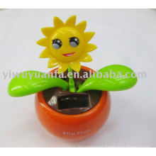 Solar Flower Flip Flap