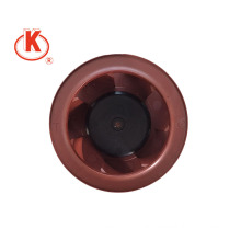 48V 133mm mini dc centrifugal fans for ventilation