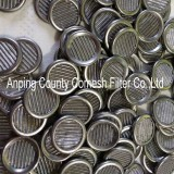304 Stainless Steel Wire Mesh Coffee Filter Discs