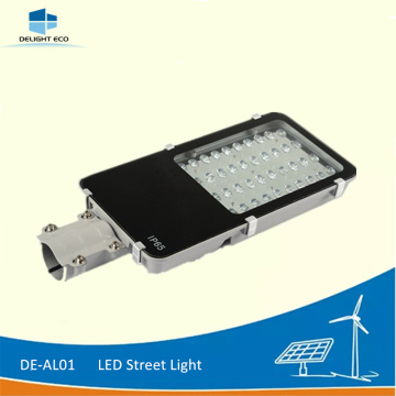 DELIGHT DE-AL01 20W Luz de rua LED para economia de energia