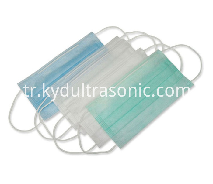 Disposable Flat Mask Machine