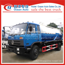 dongfeng 10ton/10000L sewage treatment truck for sale