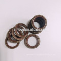 Высокое качество PTFE+Бронза волокна уплотнение поршня СПГО Тип