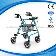 Buena calidad ayudas para caminar con la cesta MSLRE01-M