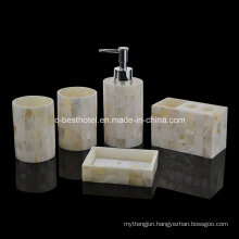 Popular Resin Bathroom Set/Resin Bathroom Item