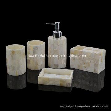 Popular Resin Bathroom Set/Resin Bathroom Item