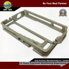 Piezas que trabajan a máquina del CNC eléctrico del marco del CNC del acero inoxidable