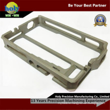 CNC Machining Metal Parts Stainless Steel CNC Frame with Sandblasted
