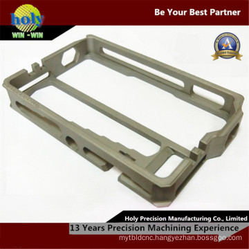 Stainless Steel Electrical CNC Frame CNC Machining Parts