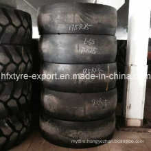 Smooth Tire for Underground Mine L-5s 17.5r25 20.5r25 Radial OTR Tires with Best Price, Scraper Tire