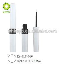 botella de suero de etiqueta privada tubo de envasado de delineador de ojos vacío