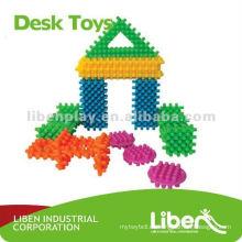 Kleine und Plastic Buliding Block Spielzeug LE-PD002