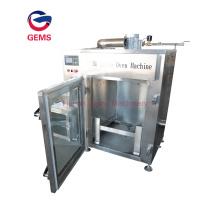 Промышленная машина для копчения рыбы из лосося и колбасы