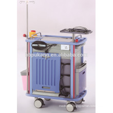 2016 China supplier new design hospital trolley
