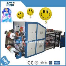 Máquina automática de balão de filme composto de nylon