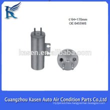 Auto Filter Drier For Peugeot 206 1998-2001 6455W8