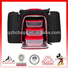 Bolsas de fitness, bolsa de enfriador de preparación diaria, bolsa de comida HCC0018