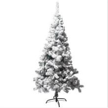 Plastic christmas tree for decoration