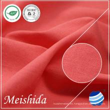 15 * 15/54 * 52 tela de lino de algodón tela de lino viscosa