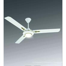 56''dc Ventilateur de plafond Télécommande 5 vitesses intérieur Refroidisseur de salle de refroidissement