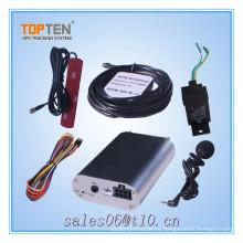 Rastreador GPS en tiempo real con registrador de datos GPS, plataforma de informes basada en web, monitoreo (TK108-KW)