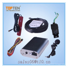 Rastreador GPS em tempo real com data logger de GPS, plataforma de relatórios baseada na Web, monitoramento (TK108-KW)