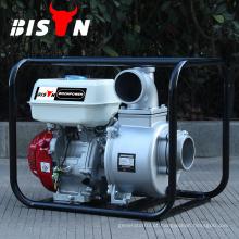 "BISON (CHINA) WP40 Bomba de água a gasolina 4 ""4 polegadas para uso agrícola"