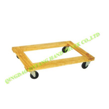 carro de madera Mover
