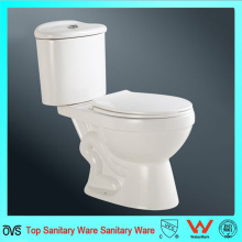 Best Price White Colored Two-Piece Toilet Bowl