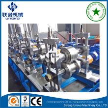 41 * 41 unistrut equipo c rollo de la sección que forma el fabricante
