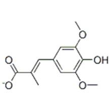2-Propenoic acid,3-(4-hydroxy-3,5-dimethoxyphenyl)-, methyl ester CAS 20733-94-2