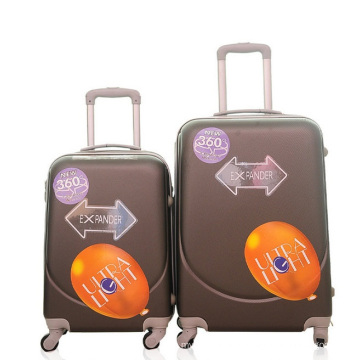 Wholesale Cheap ABS Trolley Travel Luggage Bags Suitcase