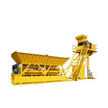 Mobile Ready Mix Concrete Mixer Plant