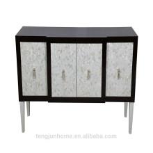 CANOSA Cabinet de rangement en bois incrusté en bois d'eau douce de haute qualité à faible coût