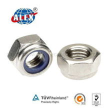 Railway Nylon Insert Locking Nut