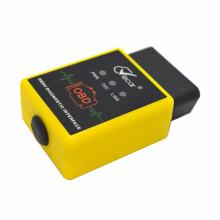 Profissional Viecar Bluetooth carro de conector de diagnóstico OBD2 para Android e Windows Hh avançado Elm327 Interface suporta todos os protocolos Obdii