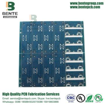 2-Layers PCB Simple Double Panel 1oz BentePCB TIN
